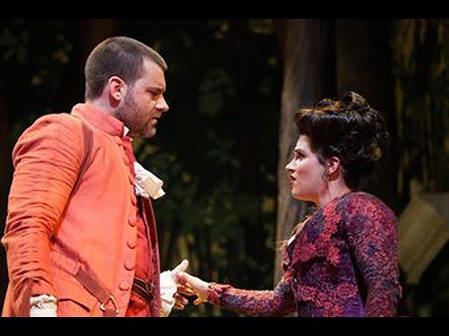 GF Handel - Orlando: 'Ah! Stigie larve' (the mad scene) - Randall Scotting, countertenor