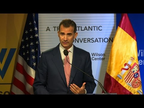 Spain's King Felipe VI highlights strong relationship with US