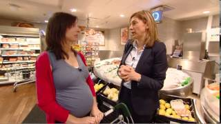 Your diet during pregnancy, the facts