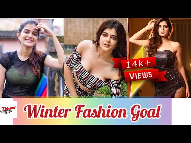 মধুমিতা সরকারের Winter Fashion|Sizzling Photoshoot of Madhumita Sarkar|Madhumita sarcar |TheNewsNest