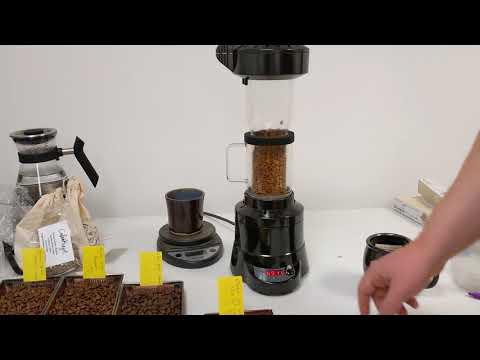 800 Extension Tube Package Coffee Roaster Fresh Roast SR800 Home 8oz NEW