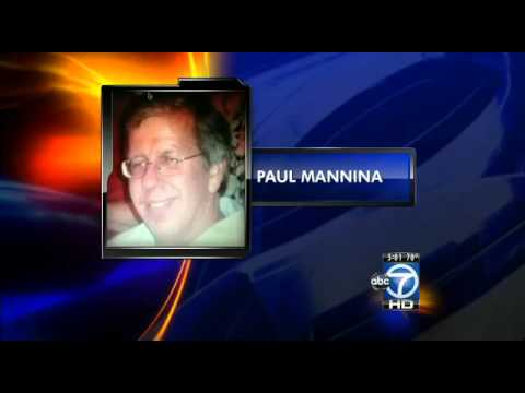 Paul Mannina found dead at DC jail