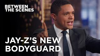 Trevor went to the NAACP Awards as a nominee and left as Jay-Z's bodyguard. Subscribe to The Daily Show: ...