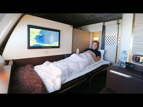 Brutally Honest Review of Etihad's A380 First Class Apartment