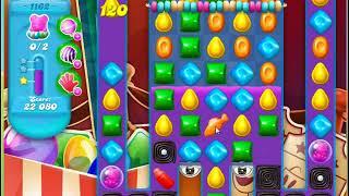 Candy Crush Soda Saga Level 1162 SO UNLUCKY