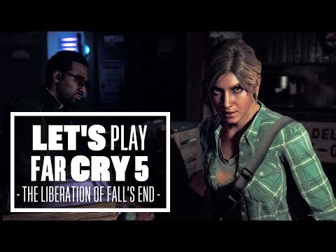Let's Play Far Cry 5 Co-Op Part 2 - ALRIGHTY, TIME TO FIGHTY!