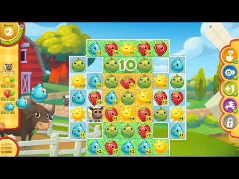 Farm Heroes Saga NEW EVENT Treasure Mill