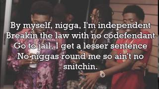Migos (Ft. Rich Homie Quan) - Falisha (Lyrics)