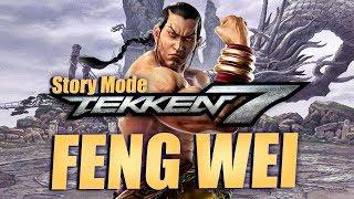 Feng Wei | Tekken 7 Character Episode [Story Mode] Mp3
