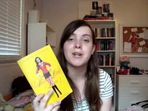 Book Review + Discussion: Pretty Little Liars By: Sara Shepard