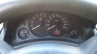 Opel Corsa 2004 1.3 CDTI - What's that sound change?