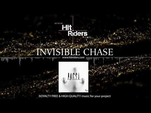 Invisible Chase - HitRiders Production Music // A.N.G.S.T.
