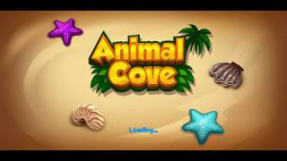 Animal Cove: Solve Puzzles & Customize Your Island Iphone/IPad/Android Gameplay 1080p