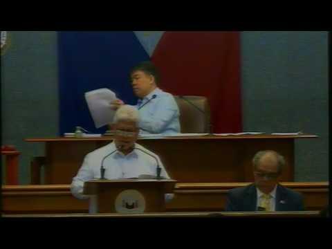 Senate Session No. 29 (October 4, 2016)