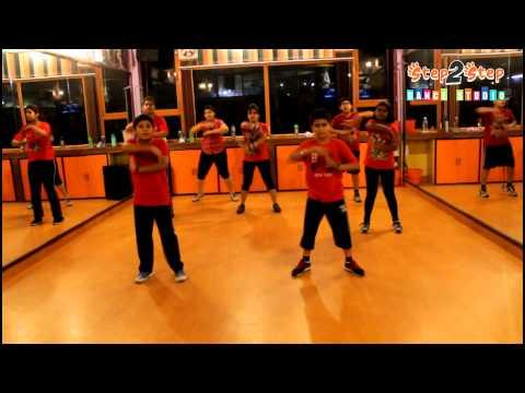 Hey Mr DJ - Lets Go Bananas | Dance Choreography...