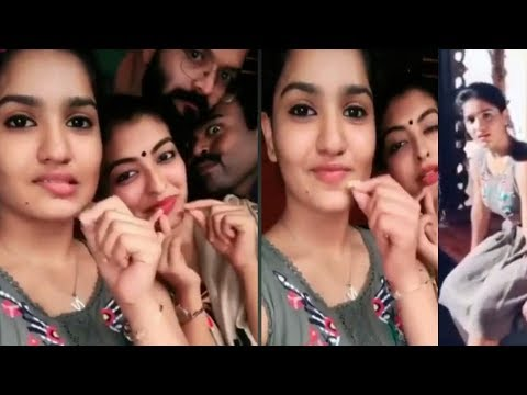 saniya iyappan | durga krishna കിടിലം musically dubsmash ഒപ്പം jayasurya ചേട്ടനും | pretham 2