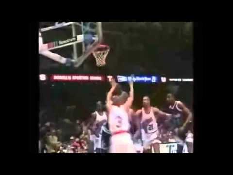 Самый высокий баскетболист за всю историю НБА