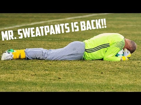 Gabor Kiraly • Mr. Sweatpants is Back! - Best Saves 2018 | HD