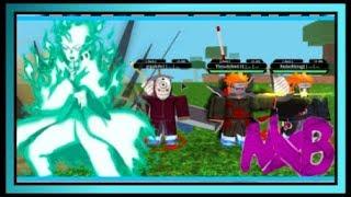 NEW TENSEIGAN KG!| [030] UPDATE BEST KG!!|ROBLOX Naruto RPG- Beyond |