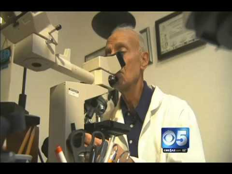 Morgellons Treatment CBS News Interview with Dr  Omar Amin