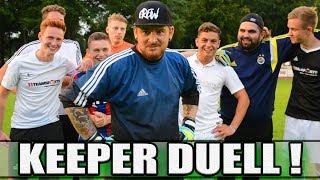 Fussball challenge | keeper duell vs meti & dr.jones | mit vielen gästen !