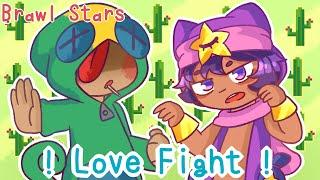 Love Fight Meme [Brawl Stars] Leondy