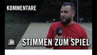 Die Stimmen zum Spiel | MSV Hamburg - ASV Hamburg (Testspiel)