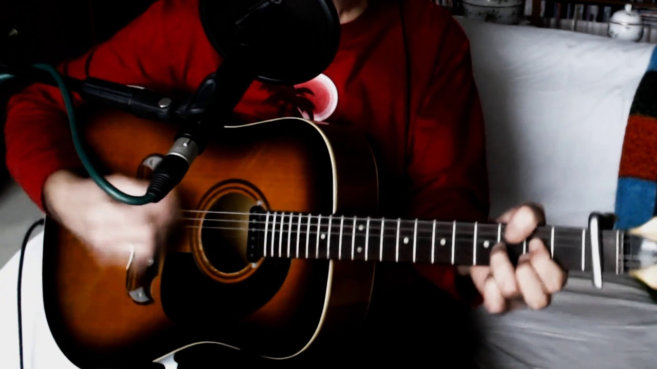 Dancing In The Street ~ The Kinks ~ Acoustic Cover w/ Framus Texan ...