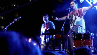 Walk the Moon - This Must Be the Place (Talking Heads Cover)  2013-09-06