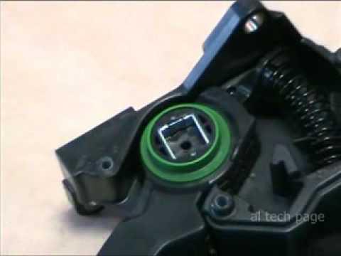 Inside The Accelerator Pedal Position Sensor Toyota Youtube