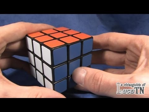 Download Rubik's Cube - The EASIEST way to solve it - Part 1 FIRST LAYER