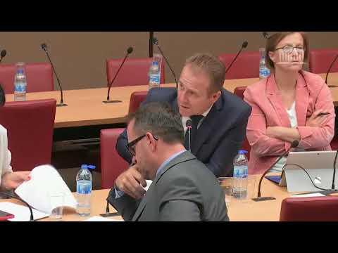 Olivier Gaillard, audition de Jacques Mézard, ministre de la cohésion des territoires 1