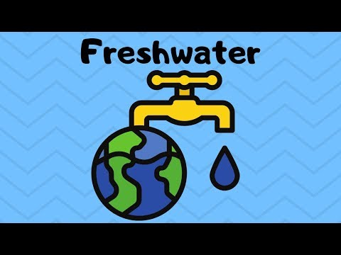 Sources of Freshwater