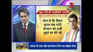 DNA analyses Rahul Gandhi's secret political plan