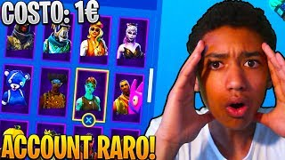 How to BUY FORTNITE's RARE ACCOUNT on INTERNET!! Tutorial