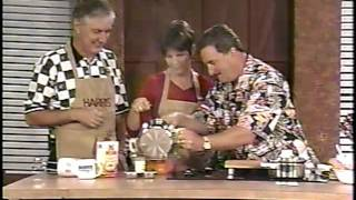 Candied Yams - Healthy Cooking with Jack Harris, Kim Goddard & Charles Knight Video
