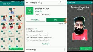 STICKER MAKER for whatsapp screenshot 4