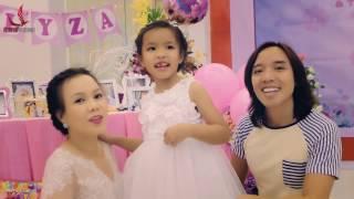 Việt Hương - Mừng Sinh Nhật Cô Con Gái Elyza Phương Vy 7 Tuổi