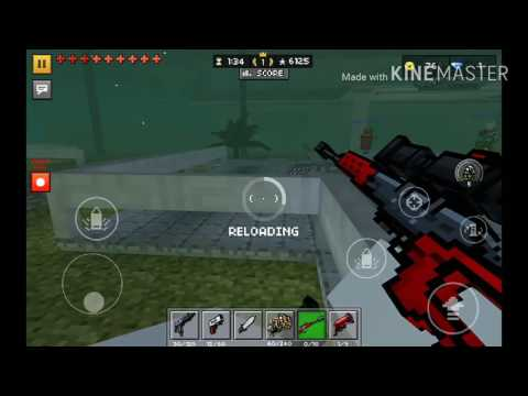 Pixel gun 3D how I level up fast!