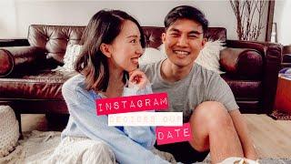 Instagram Decides Our Date | Melissa C. Koh
