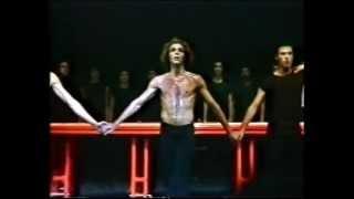 Béjart Ballet Lausanne. El Bolero de Ravel. Jorge Donn