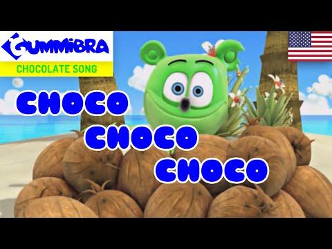 Choco Choco Choco ~ Chocolate English Song ~ Versão em Inglês