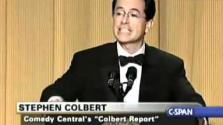 Speech at the White House Correspondent's Dinner (2006) 2.3.mp4