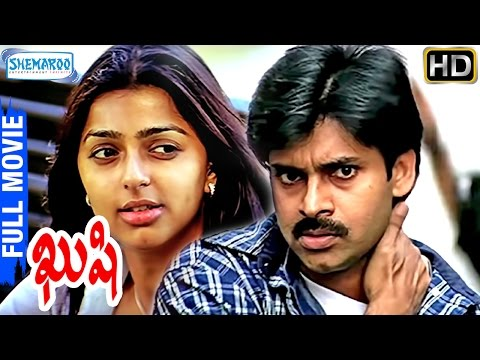 Kushi Telugu Full Movie HD | Pawan Kalyan...