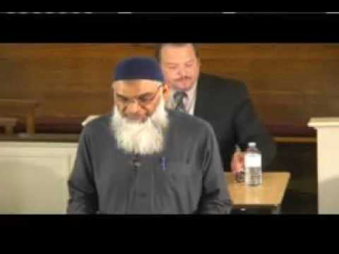 How Are We Saved? - ( Dr. Shabir's Opening Statement - 1 of 4 )