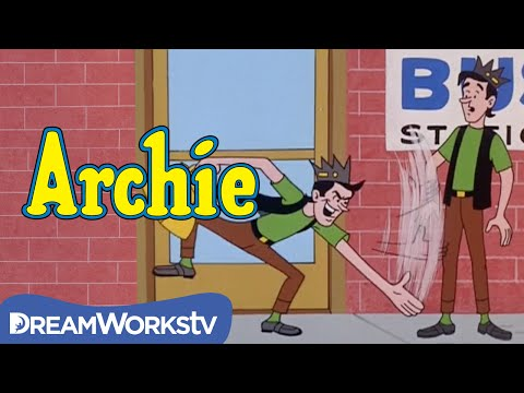 Jughead's Seeing Double | THE ARCHIE SHOW