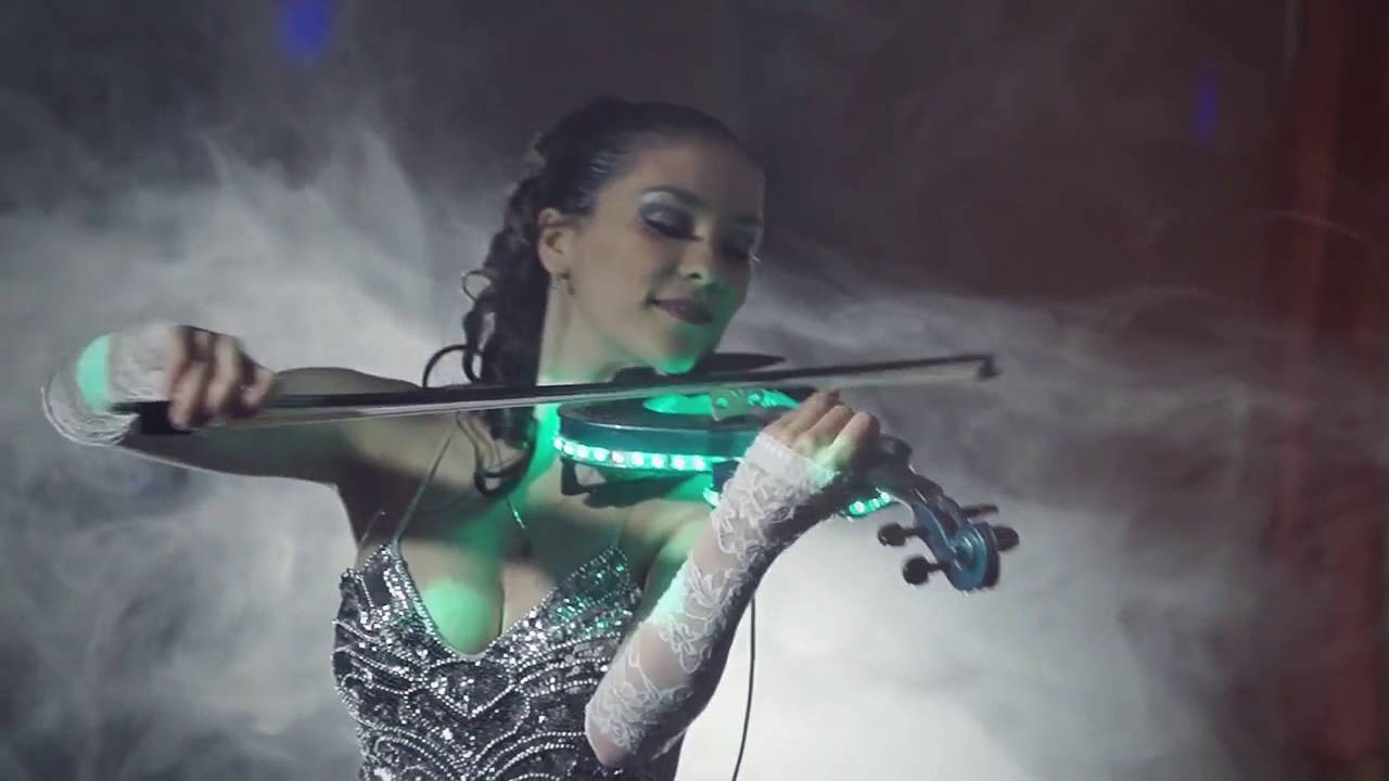 dj tiesto adagio for strings violin cover