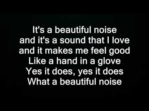 Beautiful Noise   Neil Diamond   Lyrics Video
