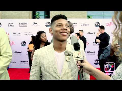 Empire's Bryshere Gray all smiles at 2015 Billboard Music Awards