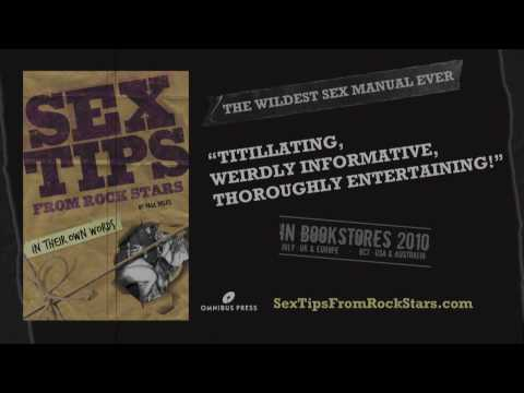 Acey Slade talks Sex Tips From Rock Stars